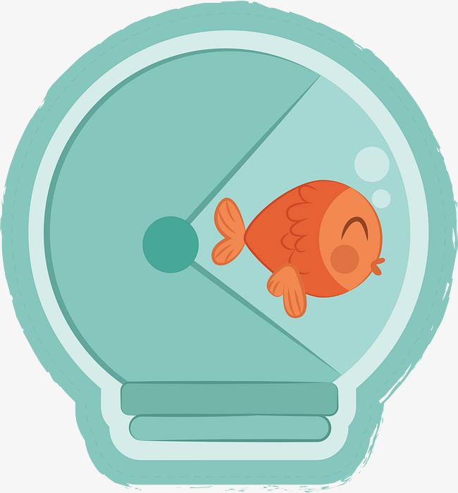 Cartoon Fish Tank Design Cartoon Vector Fish Vector Fish Clipart