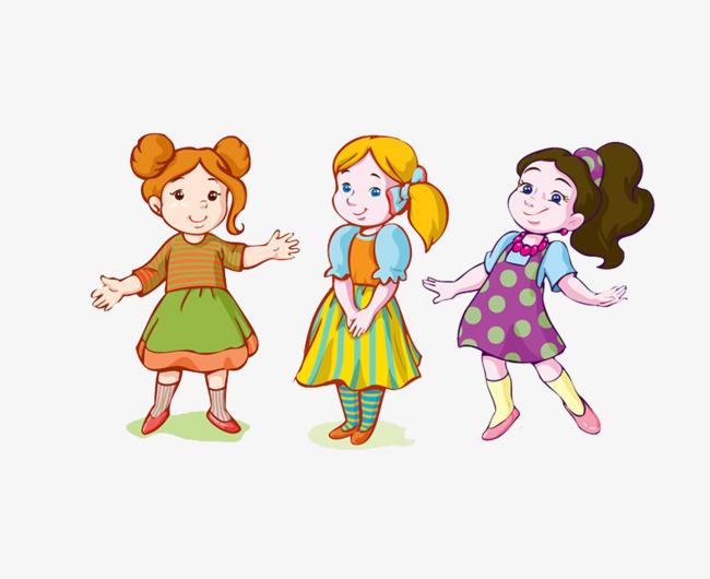 Cartoon Girl Dress Up, Cartoon Clipart, Dress Up, Skirt ...