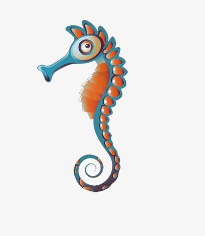 Dessin De L Image Image De Décoration De L Hippocampe Des Photos D