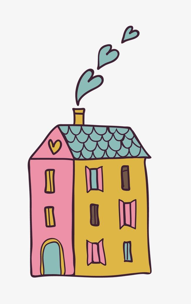 Maison dessin couleur   sorbon