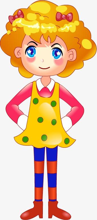 dessin de petite fille dessin fille personnage image png pour le t u00e9l u00e9chargement libre