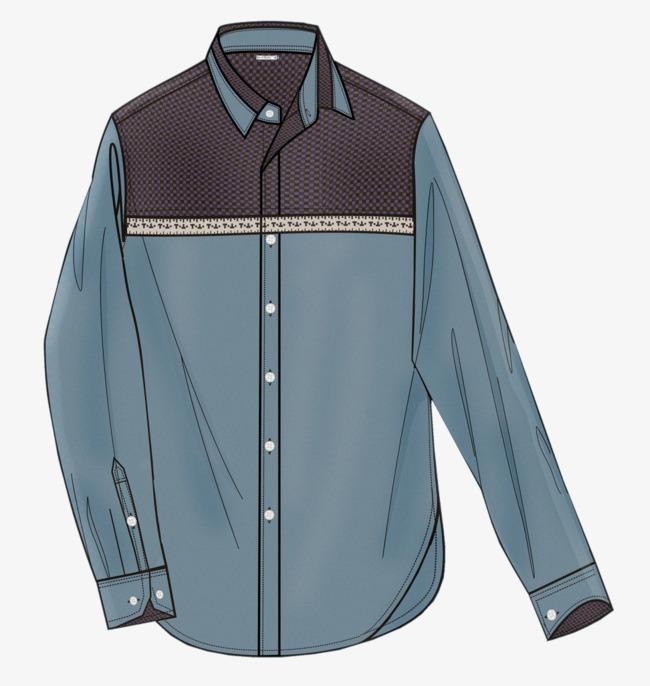 dessin de chemises pour hommes bleu chemise  u00e0 la mode