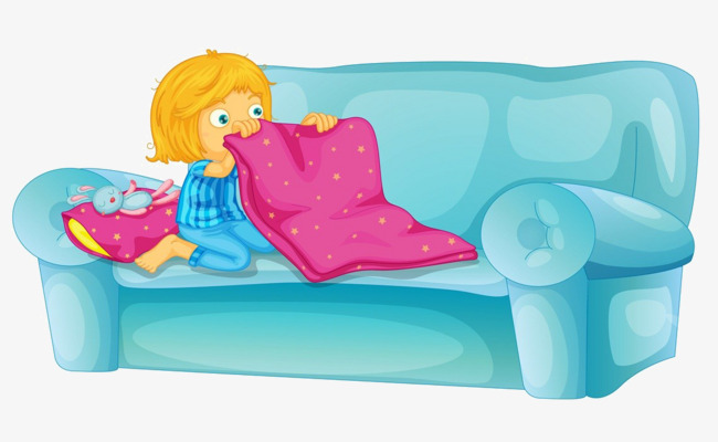fille de dessin sur le canap dessin sur le canap fille. Black Bedroom Furniture Sets. Home Design Ideas