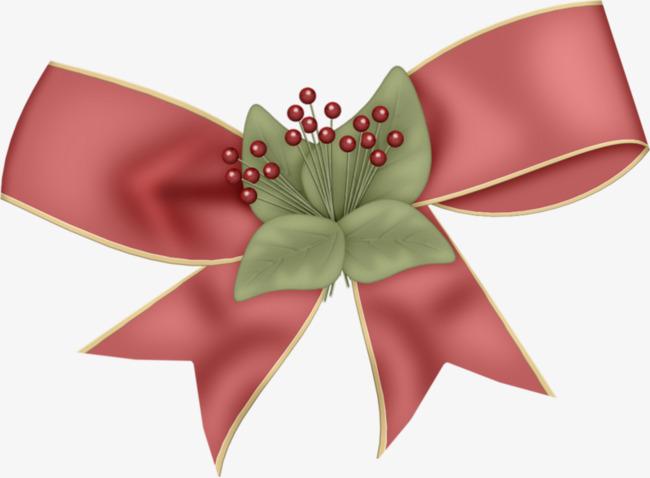 Le Dessin A Noeud Papillon Rose Noel Rose Nœud Papillon Image Png