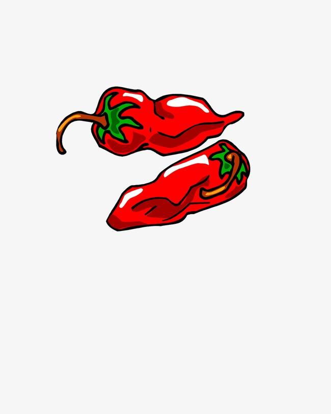 Dibujos Animados De Pimiento Rojo Cartoon Acuarela Verduras Imagen ... 2905155f321