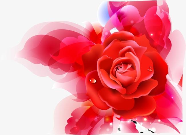 Dibujos De Rosas Rojas Sueno Cartoon Rojo Sueno Png Y Vector Para