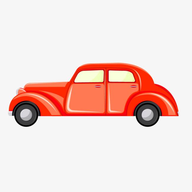 كرتون لعبة السيارة الحمراء أحمر كرتون لعبة Png والمتجهات للتحميل مجانا