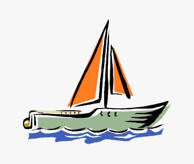 Dessin de petit bateau dessin de bateau voilier yacht image png pour le t l chargement libre - Dessin petit bateau ...