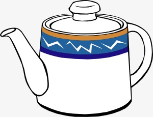 Cartoon Teapot Cartoon Clipart Teapot Clipart Tea Png Image And