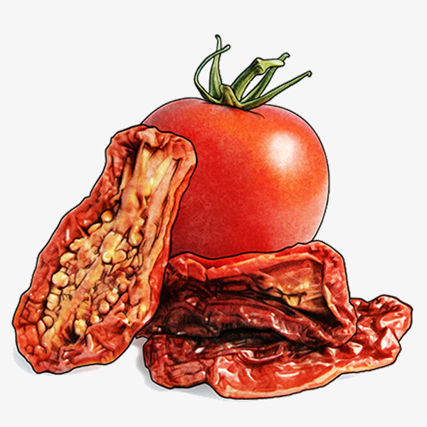 cartoon tomato persecution  cartoon clipart  tomato  rot