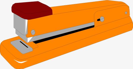 How to draw a cartoon stapler  |Mean Cartoons Stapler
