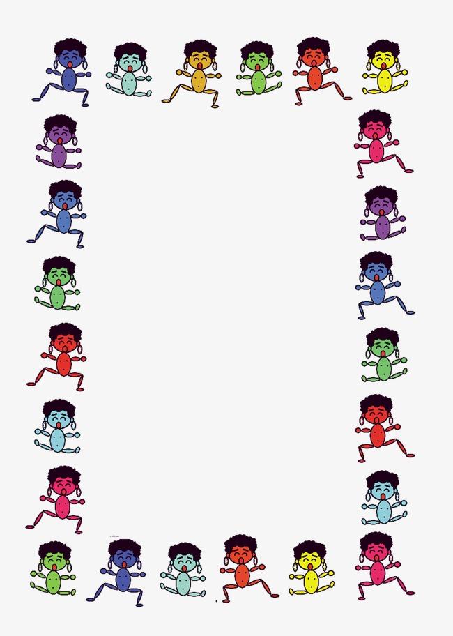 un personnage de dessin anim u00e9 un personnage de dessin anim u00e9 personnage cadre fichier png et psd