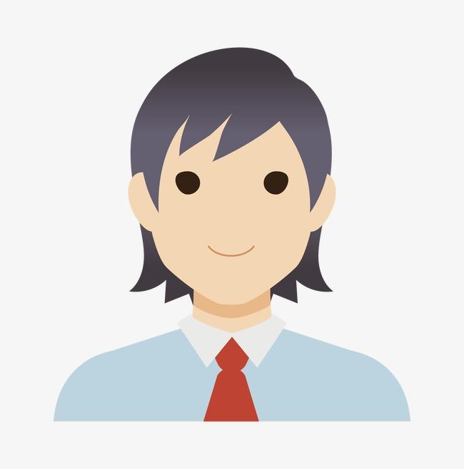 personaje piel p u00e1lida chicos corbata chicos png y vector para descargar gratis