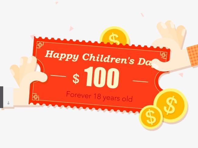 Der Tag Der Kinder Der Tag Der Kinder Gutschein Kindertag Gutscheine
