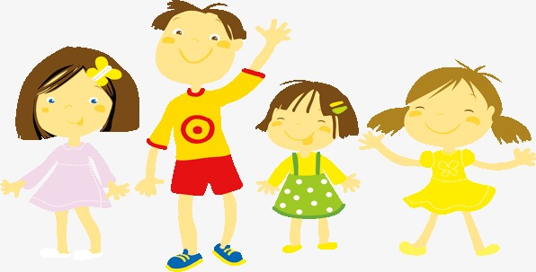 Los Niños Jugando Jugar Niño Imagen PNG Para Descarga