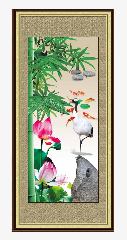無料ダウンロードのための中国風は絵を描く 固定電話 掛け物 飾り絵 png画像
