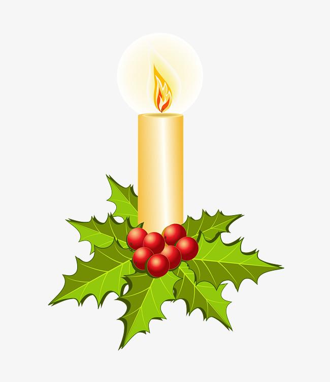 Velas De Navidad Hojas Navidad Vela Imagen Png Para Descarga Gratuita - Velas-de-navidad