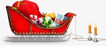 Autos De Navidad Autos De Navidad Regalo Coche Santa Claus Imagen