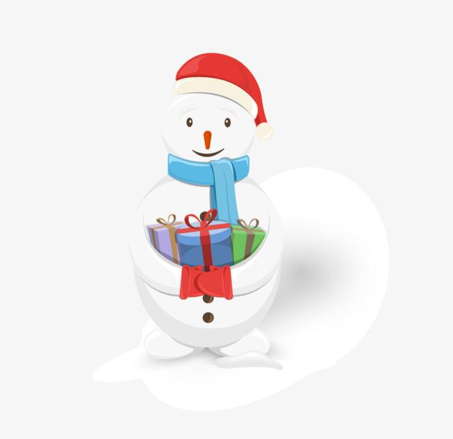 Bonhomme Graphique dessin graphique de vecteur de noël bonhomme de neige le bonhomme de