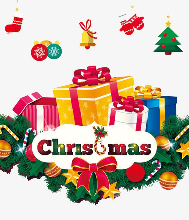 Der Titel Weihnachts Geschenk Weihnachten Geschenk Geschenke PNG ...