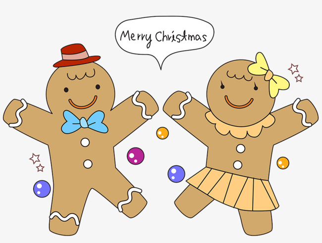 christmas gingerbread man christmas merry christmas christmas gift png and psd - Christmas Gingerbread Man