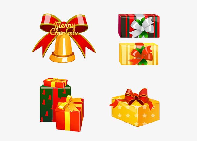 Regalo De Navidad Cajas De Regalo Adornos De Navidad