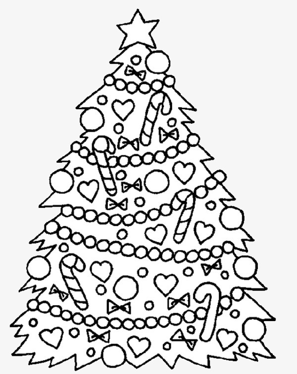Christmas Tree Tree Clipart Christmas Festival Image And