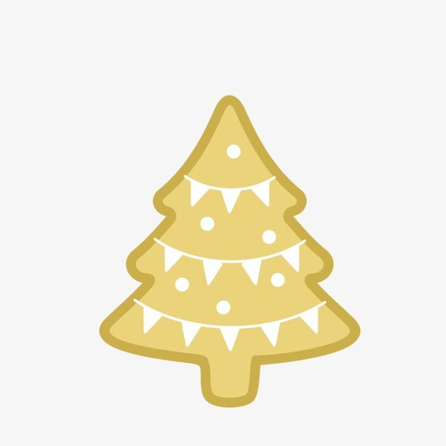 Christmas Tree Shaped Cookies Christmas Vector Tree Vector Tree