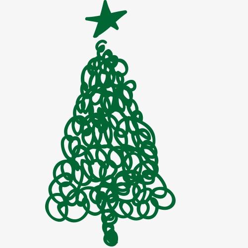 Pohon Natal Angka Kayu Apung Kartun Comel Ibu Untuk Anak Latar