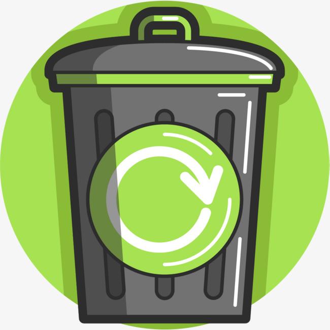 Logo Mockup Circular White Sign:  Circular Iron Refuse Bin, Dustbin, Sign , Bin Sign PNG And
