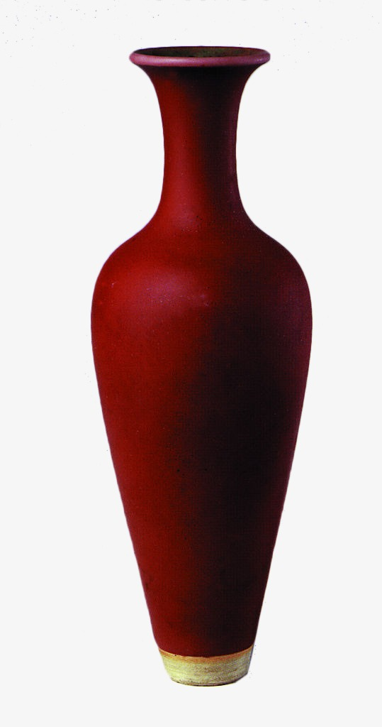 Classical Red Ceramic Vases Classical Red Ceramics Png Image And