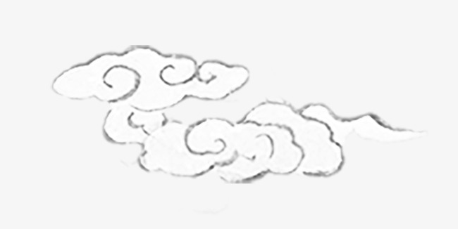 Clouds Simple Clouds, Well Being, Happy New Year, Holiday Wishes PNG ...