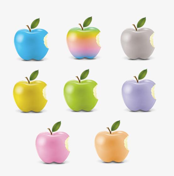 Color Manzana Icono PNG Color Apple Icono PNG Imagen PNG para ...