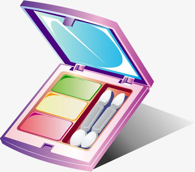 Farb Kosmetik Der Spiegel Cartoon Produkte Png Und Vektor Zum