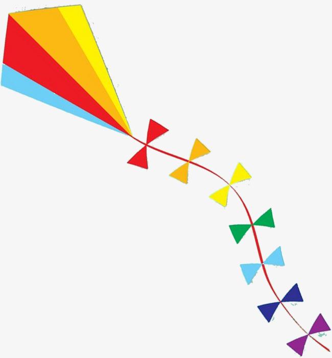 Farbige Streifen Personlichkeit Der Drachen Handbemalte Farbe Fringe