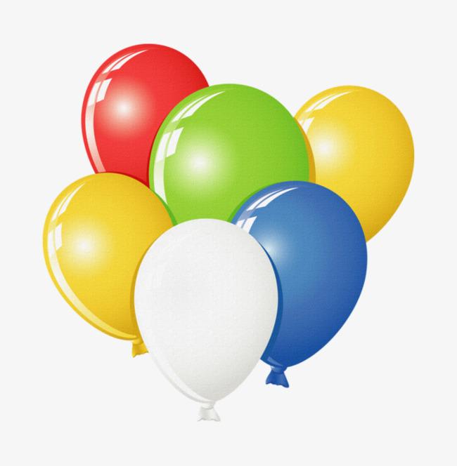 colored balloons elements balloon helium balloon colored balloons