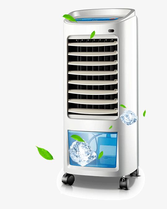 Ventilador De Refrigeracion Electric Fan Hielo Imagen Png Para