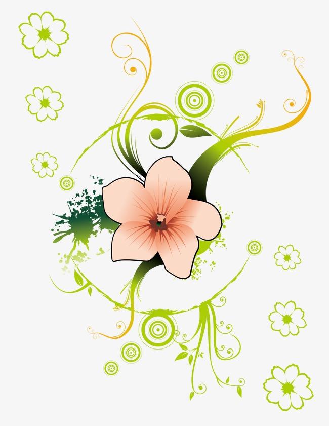 Belle Fleur De Materiau Les Fleurs Esthetique De Fleurs Elements De