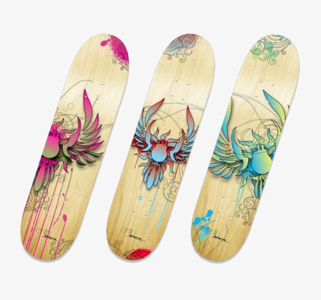 Creative Crab Skateboard Design, Skateboard Clipart, Design Ideas ...