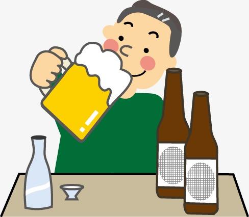 無料ダウンロードのためのお酒を飲む素材 ドリンク節 ビール 杯を免震png