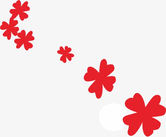 Creativo De Cartamo Cartamo Flores Las Pequenas Flores Rojas Png Y