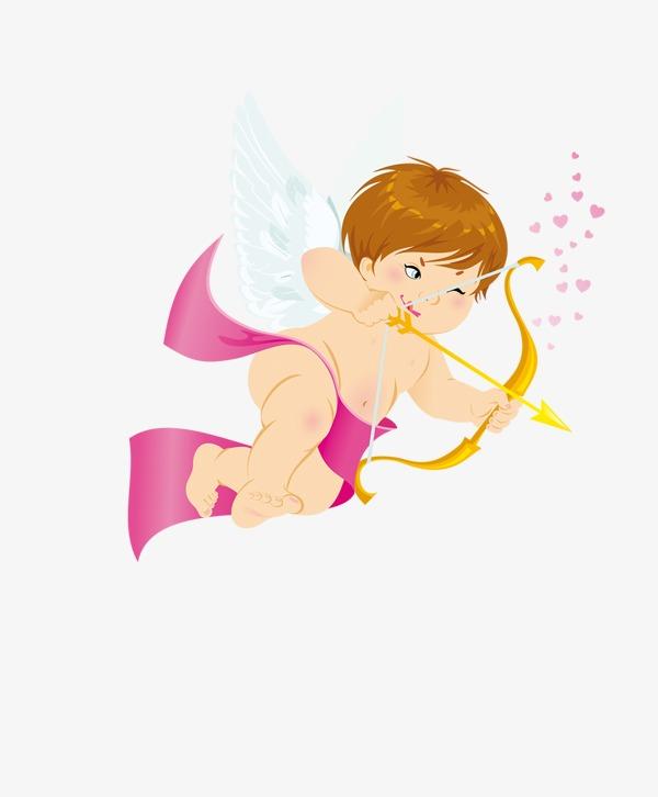 Amor Cartoon Engel Die Flügel Der Engel Png Bild Und Clipart Zum