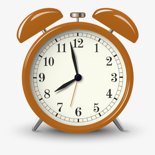 Cute Alarm Clock, Cute Clipart, Clock Clipart, Learn PNG ...