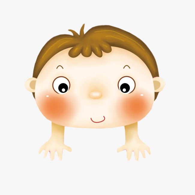 Joli Dessin Petit Garcon Dessin Mignon Enfants Image Png Pour Le