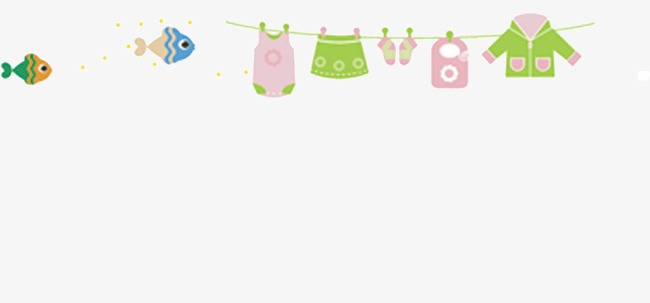 Cute Korean Series Style Clothes Clipart Lovely PNG Image And
