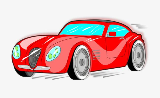 jolie voiture rouge de d placement rouge mignon berline image png pour le t l chargement libre. Black Bedroom Furniture Sets. Home Design Ideas