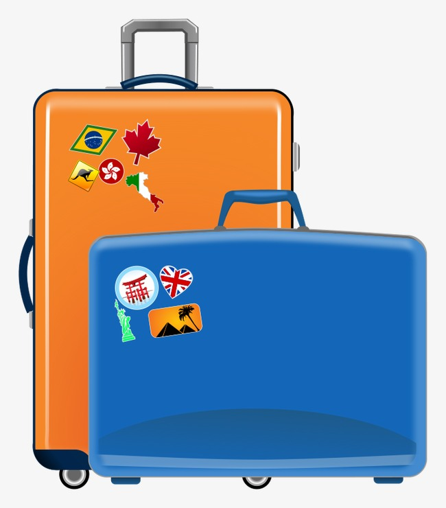 Cute Suitcase, Cute Clipart, Suitcase Clipart, Suitcase ...