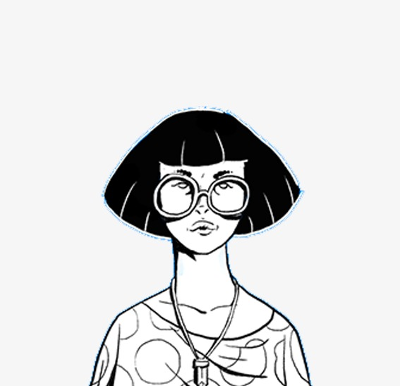 Daughter Myopia Maiden Student Image And Clipart For Free