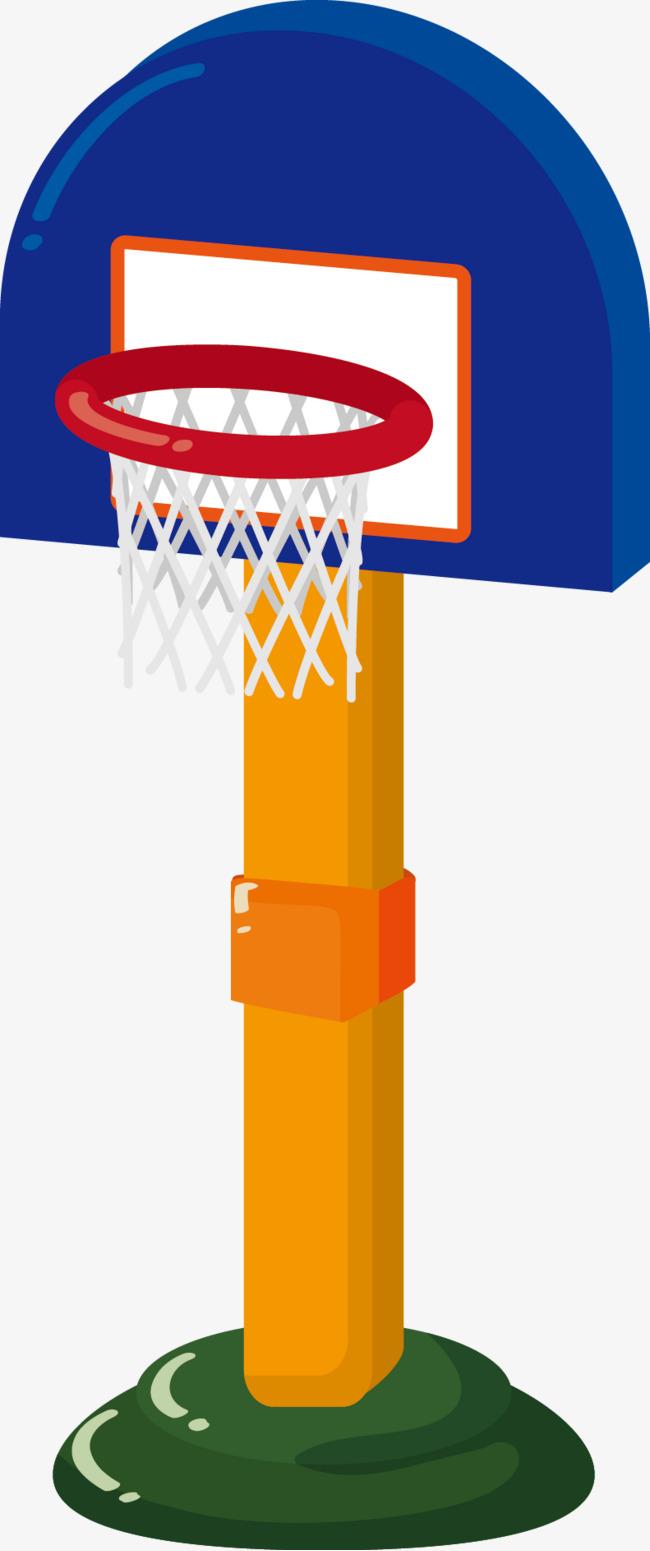Decorative Vector Basketball Board Board Decorative Vector