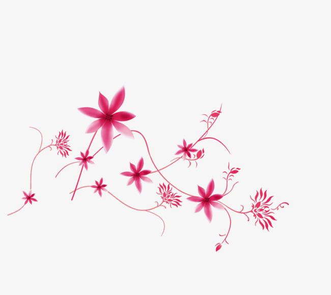 Deep pink flowers dark pink decoration squid png image and deep pink flowers dark pink decoration squid png image and clipart mightylinksfo